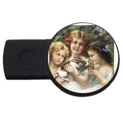 Vintage 1501558 1280 Usb Flash Drive Round (4 Gb) by vintage2030