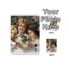 Vintage 1501558 1280 Playing Cards 54 (mini) by vintage2030