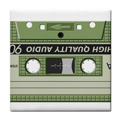 Cassette 40267 1280 Tile Coasters by vintage2030