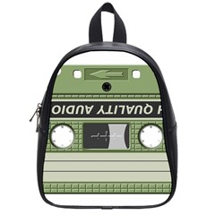 Cassette 40267 1280 School Bag (small) by vintage2030