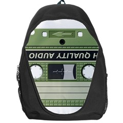 Cassette 40267 1280 Backpack Bag by vintage2030