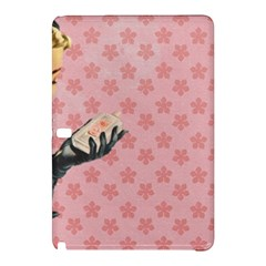 Vintage Lady Samsung Galaxy Tab Pro 12 2 Hardshell Case by vintage2030
