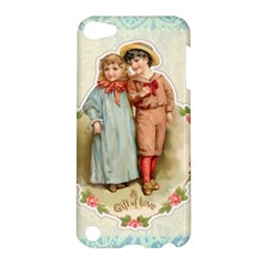 Kids Heart Apple Ipod Touch 5 Hardshell Case by vintage2030