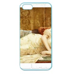 Vintage 1501595 1920 Apple Seamless Iphone 5 Case (color) by vintage2030