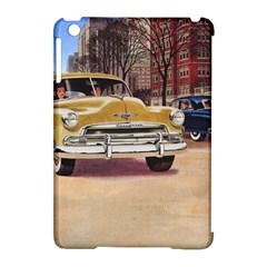 Retro Cars Apple Ipad Mini Hardshell Case (compatible With Smart Cover)