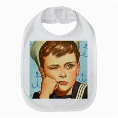 Retro Boy Bib