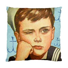 Retro Boy Standard Cushion Case (one Side) by vintage2030