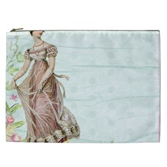 Background 1426677 1920 Cosmetic Bag (xxl) by vintage2030
