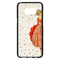 Background 1426676 1920 Samsung Galaxy S8 Plus Black Seamless Case by vintage2030
