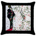 Background 1426655 1920 Throw Pillow Case (Black) Front