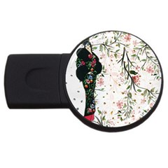 Background 1426655 1920 Usb Flash Drive Round (4 Gb) by vintage2030