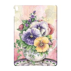 Lowers Pansy Apple Ipad Pro 10 5   Hardshell Case by vintage2030