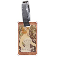 Vintage 1370065 1920 Luggage Tags (one Side)  by vintage2030