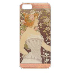 Vintage 1370065 1920 Apple Iphone 5 Seamless Case (white) by vintage2030