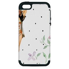 Retro 1410690 1920 Apple Iphone 5 Hardshell Case (pc+silicone) by vintage2030