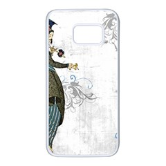 Vintage 1409215 1920 Samsung Galaxy S7 White Seamless Case
