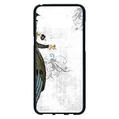 Vintage 1409215 1920 Samsung Galaxy S8 Plus Black Seamless Case