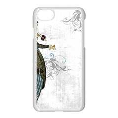 Vintage 1409215 1920 Apple Iphone 8 Seamless Case (white)