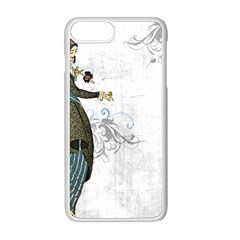 Vintage 1409215 1920 Apple Iphone 8 Plus Seamless Case (white)