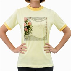 Background 1362160 1920 Women s Fitted Ringer T Shirt
