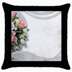 Background 1362160 1920 Throw Pillow Case (black)