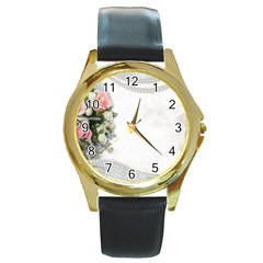 Background 1362160 1920 Round Gold Metal Watch