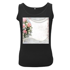 Background 1362160 1920 Women s Black Tank Top