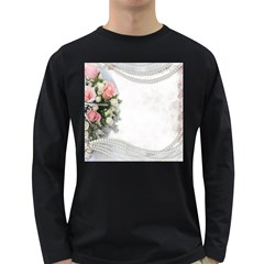 Background 1362160 1920 Long Sleeve Dark T Shirt
