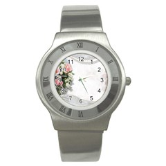 Background 1362160 1920 Stainless Steel Watch