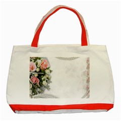 Background 1362160 1920 Classic Tote Bag (red)