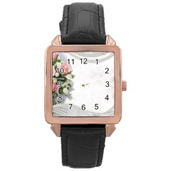 Background 1362160 1920 Rose Gold Leather Watch