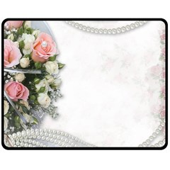 Background 1362160 1920 Double Sided Fleece Blanket (medium)