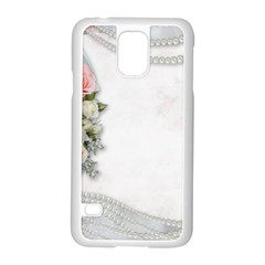 Background 1362160 1920 Samsung Galaxy S5 Case (white)
