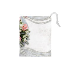 Background 1362160 1920 Drawstring Pouch (small)