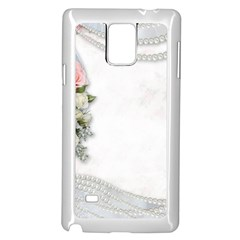 Background 1362160 1920 Samsung Galaxy Note 4 Case (white)