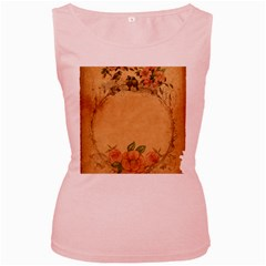 Background 1365750 1920 Women s Pink Tank Top