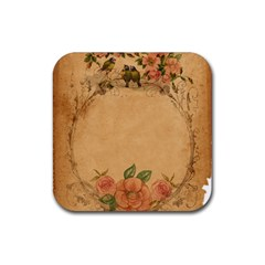 Background 1365750 1920 Rubber Square Coaster (4 Pack)