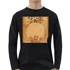Background 1365750 1920 Long Sleeve Dark T Shirt