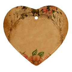 Background 1365750 1920 Heart Ornament (two Sides)