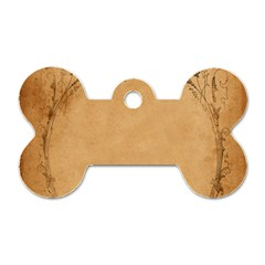Background 1365750 1920 Dog Tag Bone (two Sides)