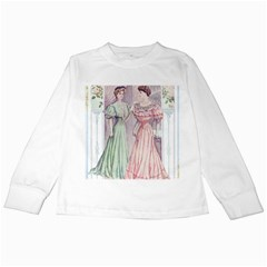 Vintage 1331476 1920 Kids Long Sleeve T Shirts by vintage2030
