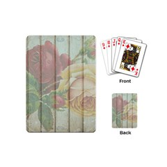 Vintage 1229053 1920 Playing Cards (mini) by vintage2030