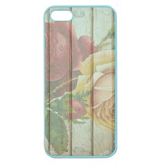 Vintage 1229053 1920 Apple Seamless Iphone 5 Case (color) by vintage2030