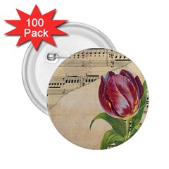 Tulip 1229027 1920 2 25  Buttons (100 Pack)  by vintage2030