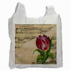 Tulip 1229027 1920 Recycle Bag (one Side) by vintage2030