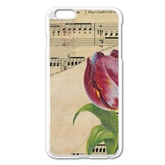 Tulip 1229027 1920 Apple Iphone 6 Plus/6s Plus Enamel White Case by vintage2030
