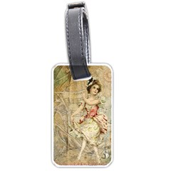 Fairy 1229009 1280 Luggage Tags (two Sides) by vintage2030