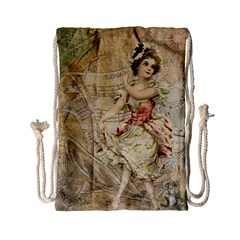Fairy 1229009 1280 Drawstring Bag (small) by vintage2030