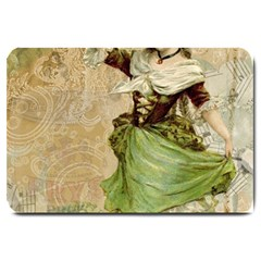 Fairy 1229005 1280 Large Doormat  by vintage2030