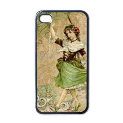 Fairy 1229005 1280 Apple Iphone 4 Case (black) by vintage2030